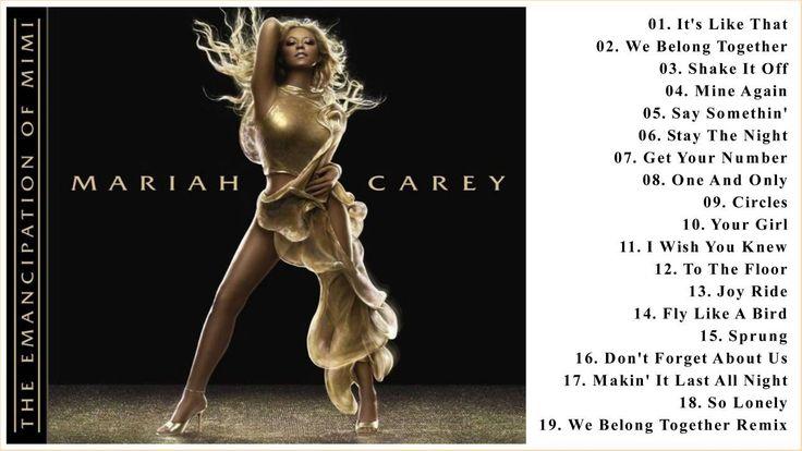 Mariah Carey (2005) - The Emancipation Of Mimi Album
