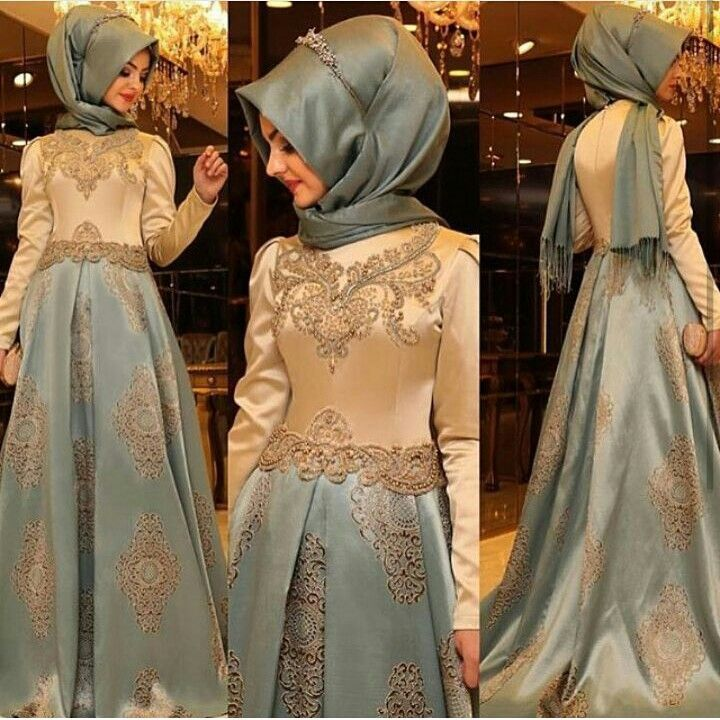 Pinar Sems Harem Dress Mint 220 Dolars  You can order and informations whatsapp05533302701 #modaufkuhijab