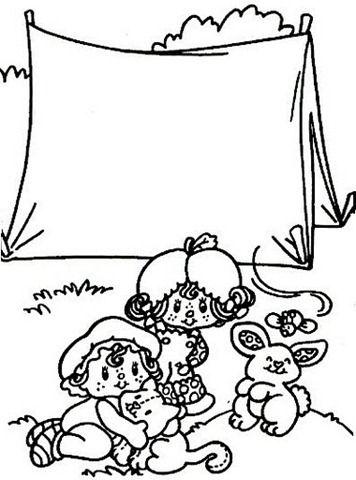 Desenhos Da Moranguinho Desenho Moranguinho Cor De Morango E