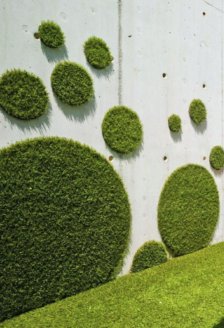 Las 25 mejores ideas sobre jardin vertical artificial en pinterest muros verdes artificiales - Jardin vertical artificial barato ...