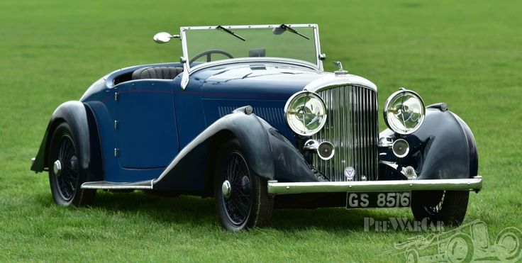 1938 Bentley Derby 4.25 Overdrive 2 Door drop head