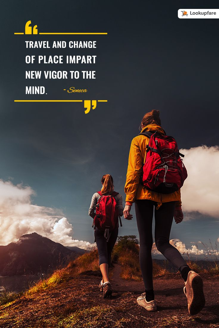 So what is your reason to Travel? #TravelMotivation