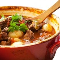 Beef stew - the most delicious recipe
