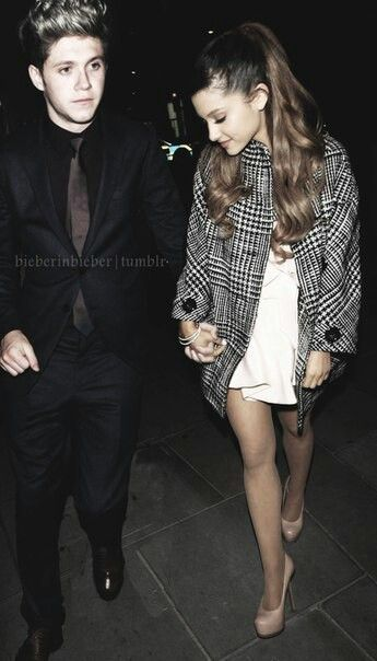 niall and ariana dating