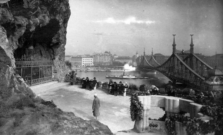 1930 Ferenc József bridge