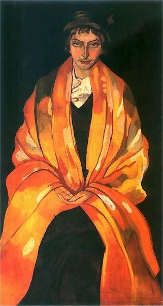 Eugenia Dunin-Borowska, 1912 witkacy