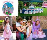 Faerie Folk in Brooklyn - Our garden, beautiful and tranquil, is the perfect setting for a fantasy party. Our entertainers transport the children to a magical world with dress-up, face painting, games, music and dancing while our party co-coordinator ensures that adults are looked after and all is running smoothly. Offer both indoor & outdoor party options.