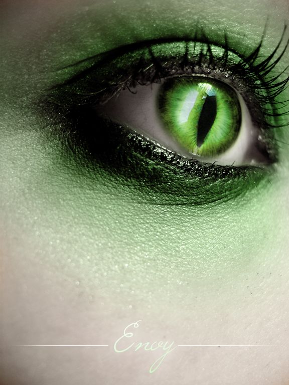 78 best Jealousy, Envy,The Green-Eyed Monster, Green with ...