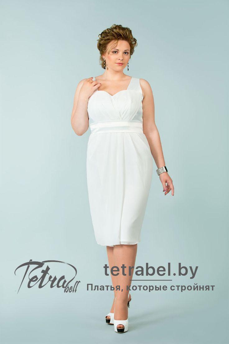 8 best Свадебные платья больших размеров images on Pinterest ...