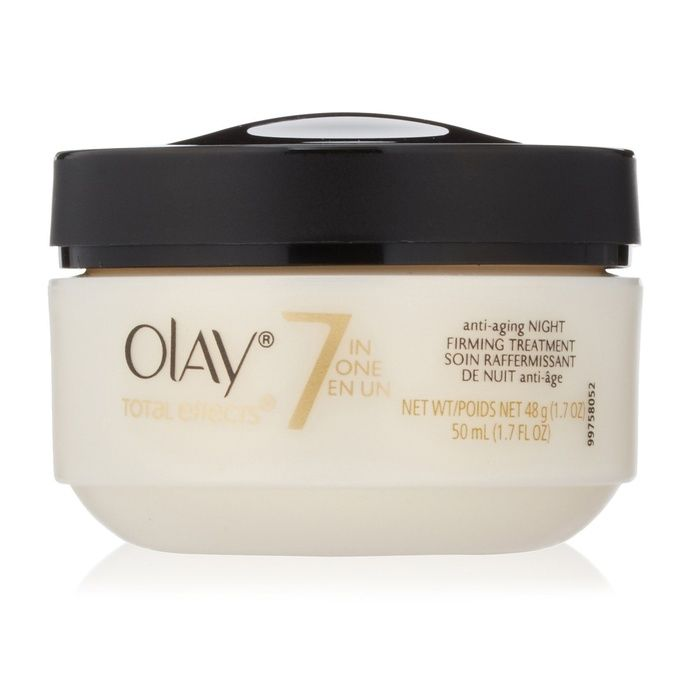 Rank & Style - Olay Total Effects Anti-Aging Night Firming Treatment #rankandstyle #moisturize #skincare http://www.rankandstyle.com/top-10-list/best-drugstore-night-creams/
