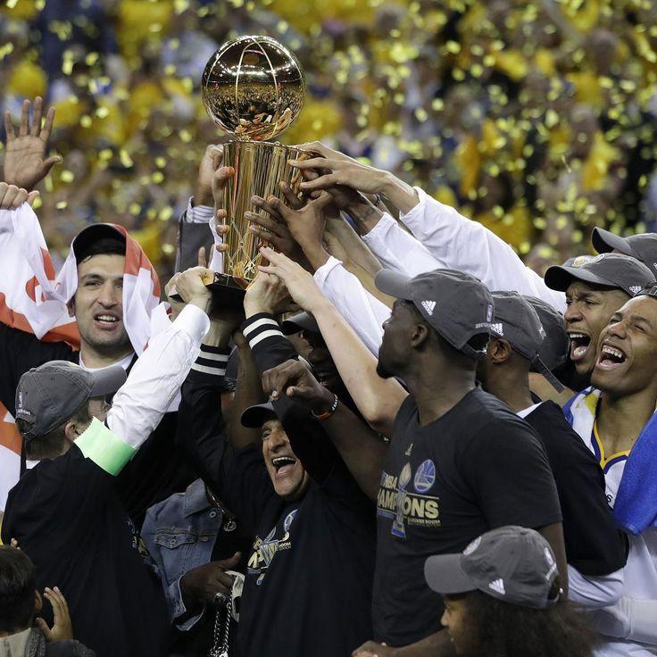 Top Moments from Golden State Warriors' 2016-17 Championship Season | Bleacher Report