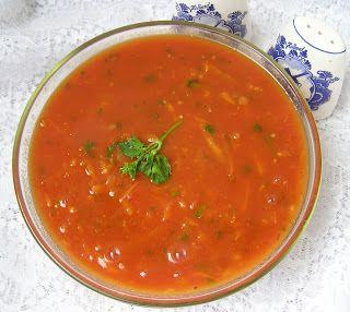 W Mojej Kuchni Lubię.. : baza do potraw: sos pomidorowy domowy...