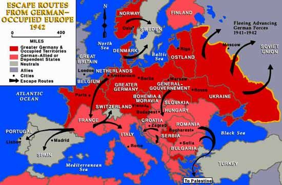 12 best maps images on pinterest world war two wwii and biographies rescue and escape from german occupied europe map biographiesmaps belgiumpolandcountrieswwiibritainrussiagoal gumiabroncs Images