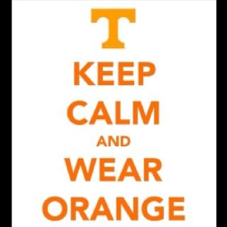 "Go Big Orange @Morgan Marshall @Lisa Carleton @Payton Gilleland @Mallory Bouffard ""GIG EM"""