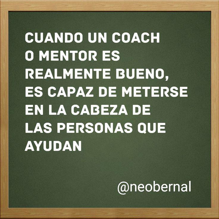 Una limitación es cuando alguien cree que su coach o mentor le tiene que caer bien  #Agile #Leadership #DreamTeam #Flow