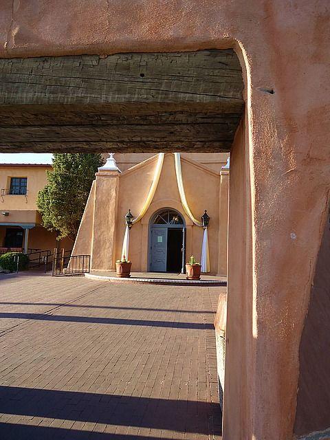 San Felipe de Nero church, Albuquerque New Mexico, USA