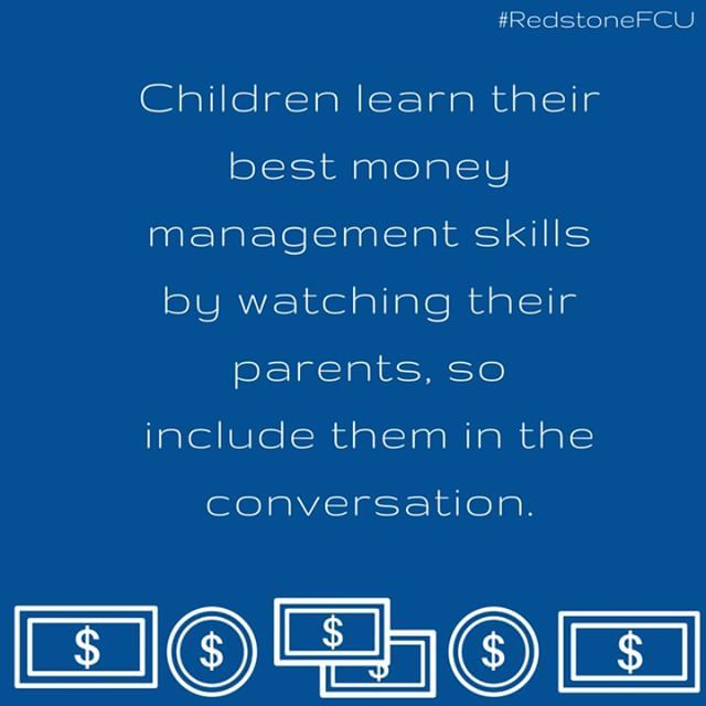 Teaching kids about money is as easy as adding them into the conversation. Communicate your best budgeting tips to help them learn and develop their own!