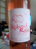 Elephant Rose Ventoux