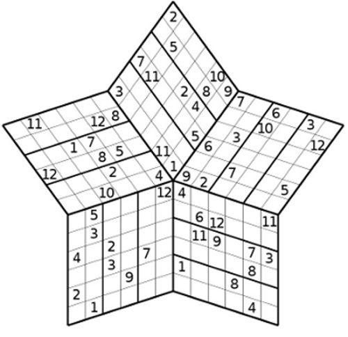10 best Daily nonogram puzzles images on Pinterest