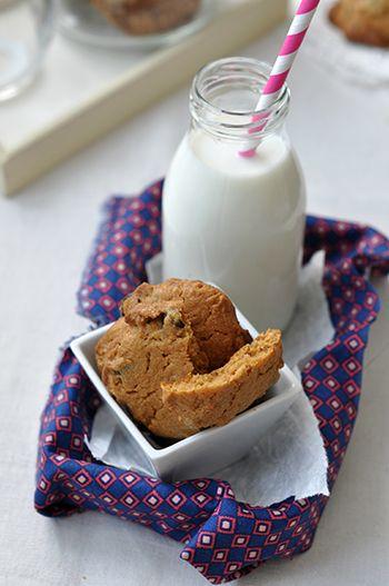 Mogyoróvajas-csokis keksz
