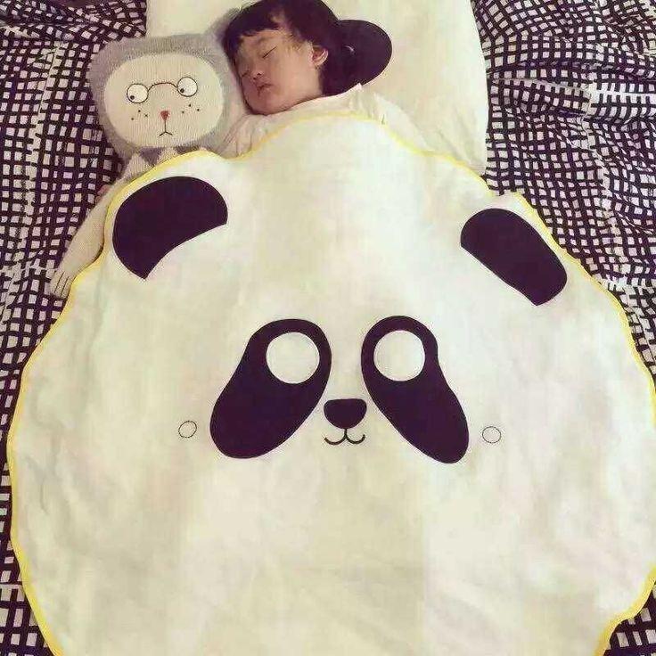 baby cute cartoon panda mousseline deken 4 lagen gaas handdoek deken kinderen rond bad doeken in baby cute cartoon panda mousseline deken 4 lagen gaas handdoek deken kinderen rond bad doekenFunctie:100 % n van deken en doeken op AliExpress.com | Alibaba Groep