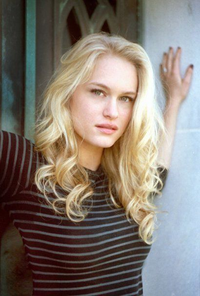 Leven Rambin - love that hair!