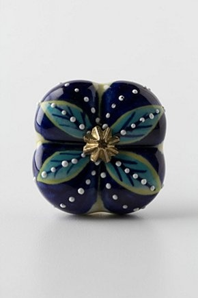 Singular Bloom Knob | Anthropologie.eu
