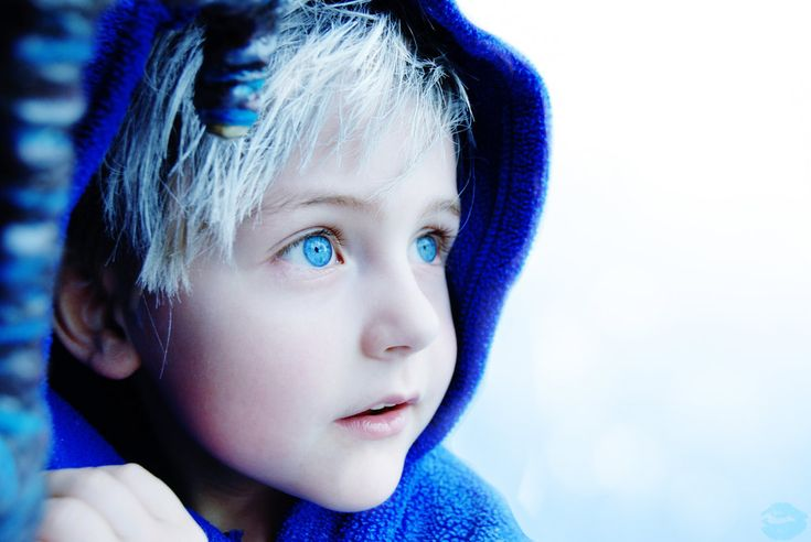 My Vincent <3 #Jackfrost #cosplay #child #cute