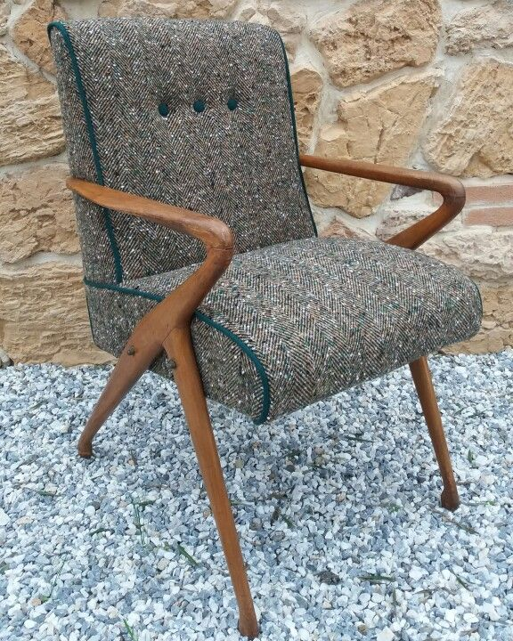 17 best images about poltrone modernariato on pinterest for Poltroncina vintage