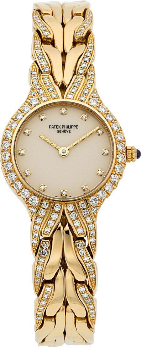 Patek Phillipe Luxury Watch