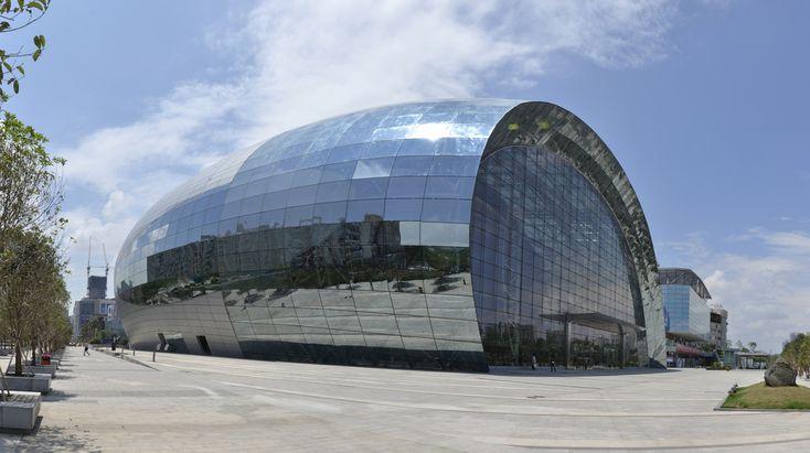 Poly Shenzhen Grand Theatre. Shenzhen 68