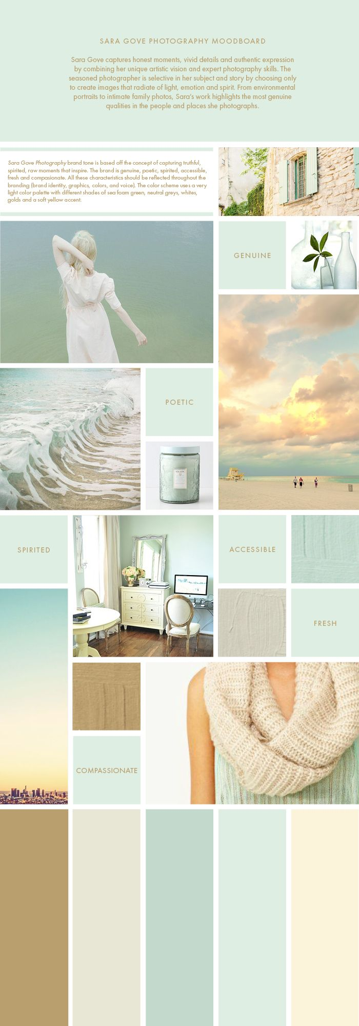 Mood board for Sara Gove Photography. #workinprogress #riotwork #moodboard