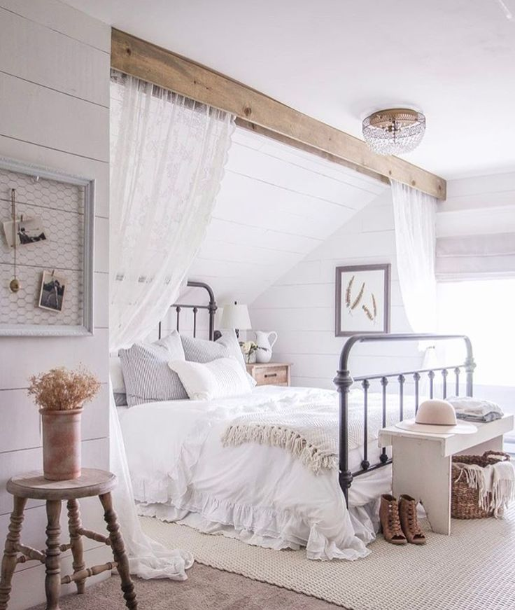 Best 25+ Slanted ceiling ideas on Pinterest | Rooms with ...