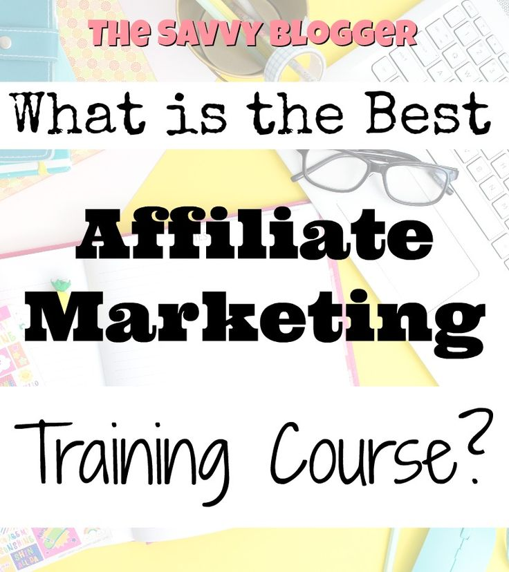 Some of the best affiliate marketing training available and way easier on the budget than some trendy courses!