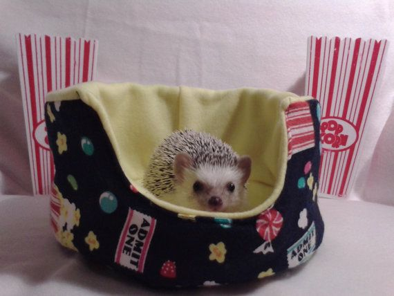 Lily's movie time cuddle cup by cozyhedgiebags on Etsy