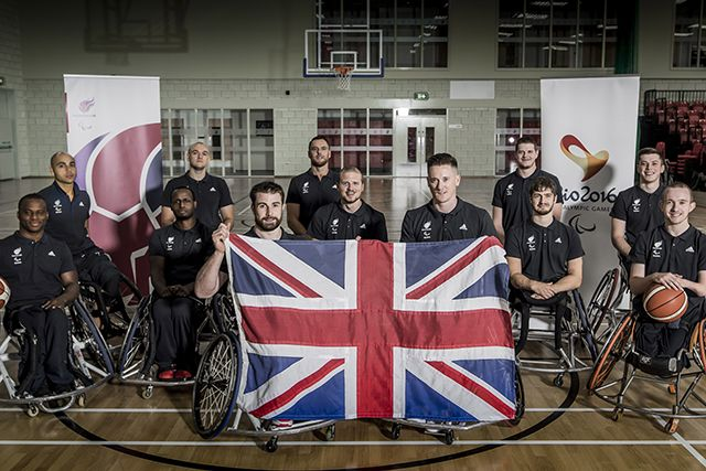 "Meet the 12 wheelchair basketball players who will compete in the men's tournament for ParalympicsGB at Rio 2016.   The team is led by four-time Paralympian Terry Bywater, who already holds two bronze medals to his name. A veteran of multiple Games, Bywater has seen the development of Paralympic sport over two decades and is looking forward to competing at the first Games since London 2012.   ""The pride at being able to compete at a Paralympics never wears off.""  Terry Bywater"