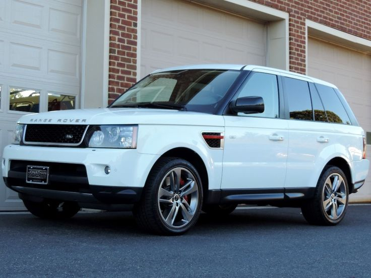 Pin by Auto Epithet on Automotive Range rover sport