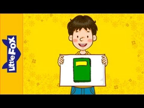 What's This? - Learn English for Kids Song by Little Fox