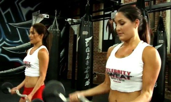 "Bella Twins Workout Routine And Tips who 5'6"" and 125 lbs but they are a helluva lot stronger than they look. Let's check out Bella Twins workout routine and diet plan."