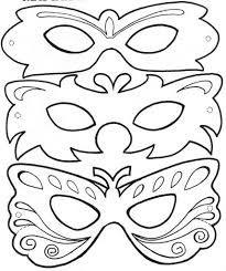 farsangi álarc kifestő - Google keresés