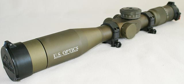 Sniper Central US Optics SN3 T-Pal 3.2-17x44mm