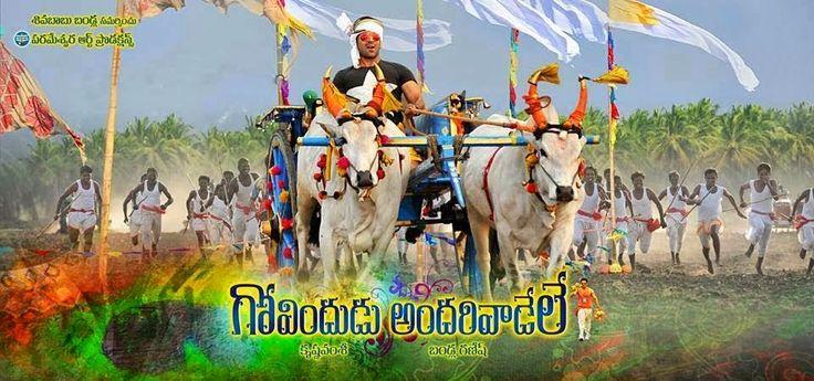 Ram Charan's Govindudu Andarivadele (2014) Telugu Movie Mp3 Songs Free Download, Govindudu Andarivadele Movie Mp3 Songs.Govindudu Andarivadele (2014) Telugu Movie Full Mp3 Songs Downloads ... Andarivadele (2014) Mp3 Songs Free Download.Govindudu Andarivadele (2014) telugu songs Govindudu Andarivadele (2014) ... (2014) audio songs Govindudu Andarivadele (2014) songs listen online visit http://telugusongs.net.in for songs to download