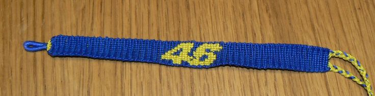 Friendship bracelet The doctor 46
