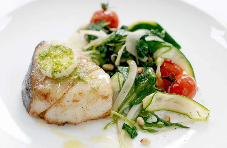 Rimmad torsk får en fin och fast konsistens, och håller ihop bra vid stekning.
