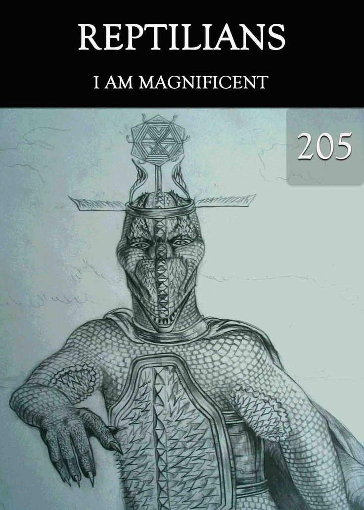 How have we come to see ourselves within our imagination as being significantly more than or better than what we actually are in reality?  Why do... https://eqafe.com/p/i-am-magnificent-part-1-reptilians-part-205
