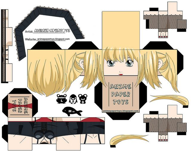 MISA AMANE (DEATH NOTE) | Flickr - Photo Sharing!