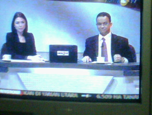 Save Our Nation @Metro_TV with @flidwina