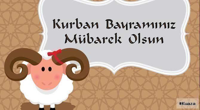 Kurban bayramı islam dinindeki iki büyük bayramdan birisidir ve her sene 11-12 bir öncekinden daha erken kutlanır. Konumuzda kurban bayramı mesajları, resi