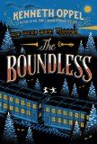 9-year old reviewer would give 6 star review if allowed on @KennethOppel latest book, The Boundless!  This is the best book I've ever read! I would give it 6 stars if I could. It was really exciting and definitely a page turner.
