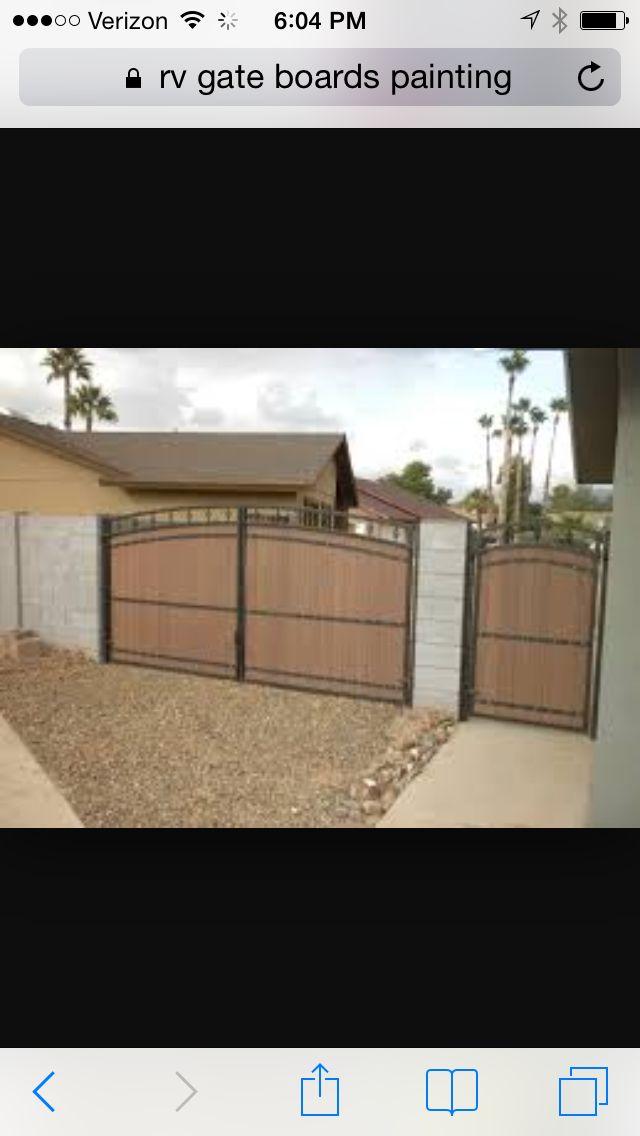 9 Best Rv Gate Images On Pinterest Door Entry Entry